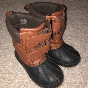 Boys Gap waterproof thinsulate boots